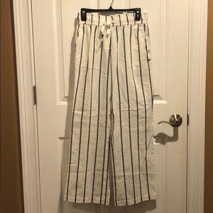Sharagano Havana linen pants